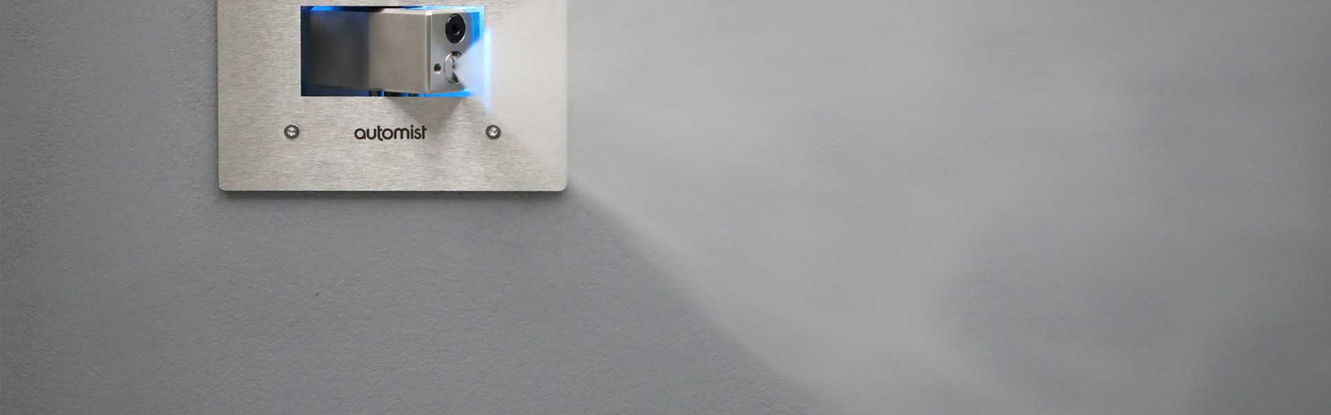 Domestic water mist fire sprinkler system
