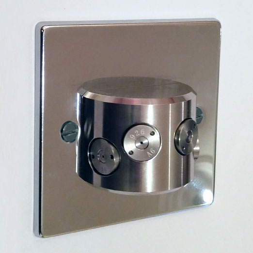 fire sprinkler wall mounted