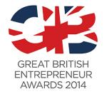 Great British Entrepeneur Awards Finalist 2004