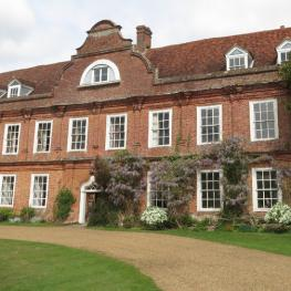 West Horsley Place historical manor house